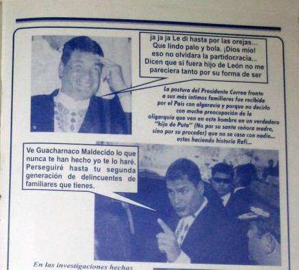 Guacharnaco Maldecido (revista Pancho Jaime, mayo 2007)