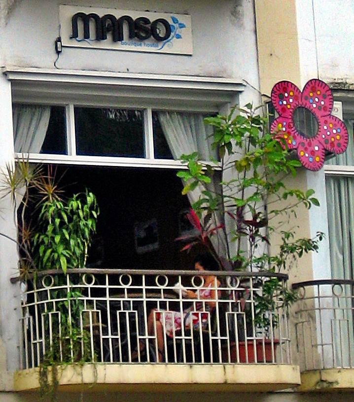 56 - Manso (boutique hostal) @ Guayaquil, cerca del malecón 2000