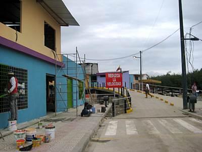 01 - Puerto Hualtaco entrada (Ecuador, enero 2013)
