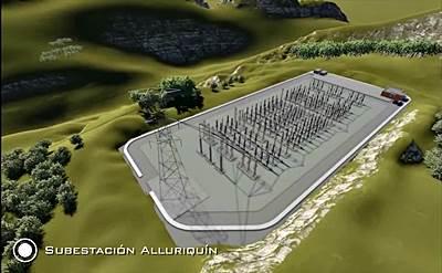 08 - Subestación Alluriquín