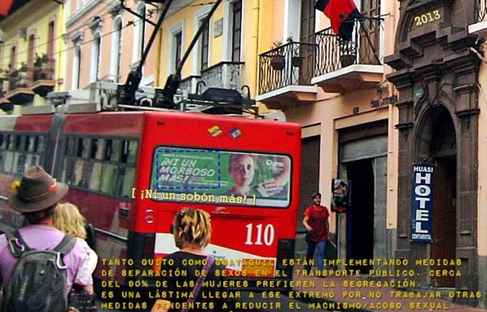 02 - Ni un morboso más (campaña del transporte público en Quito)_(Ecuador,enero 2013)